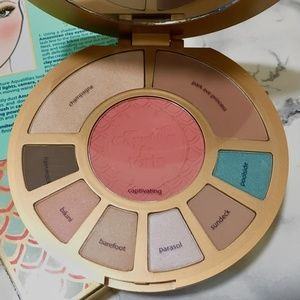 Tarte x Aqualillies Waterproof Eye & Cheek Palette